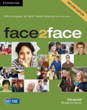 FACE2FACE ADV ALUMNO 2ED