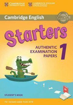 STARTERS-1.ENGLISH YOUNG LEARNERS.ALUMNO.CAMBRIDGE