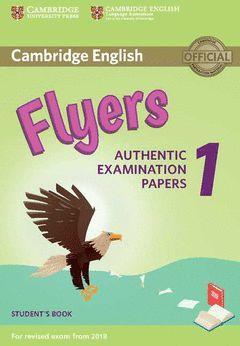 FLYERS-1.ENGLISH YOUNG LEARNERS.ALUMNO.CAMBRIDGE