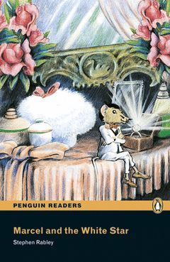 PENGUIN READERS ES: MARCEL AND THE WHITE STAR BOOK & CD PACK