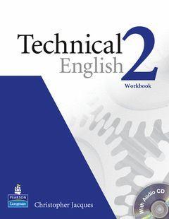 TECHNICAL ENGLISH 2.(WB-KEY+CD)