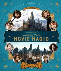 HARRY POTTER WIZARDING WORLD MOVIE MAGIC