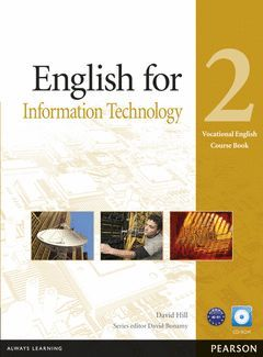 ENGLISH FOR INFORMATION TECHNOLOGY 2 & CD
