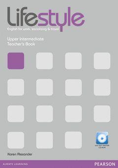 LYFESTYLE UPPER INTERMEDIATE TEACHER'S BOOK + TEST MASTER CD-ROM