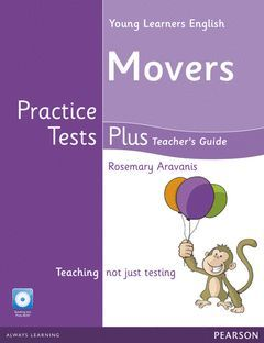 CAMBRIDGE YOUNG LEARNERS ENGLISH PRACTICE TESTS PLUS MOVERS TEACHER'S BOOK WITH