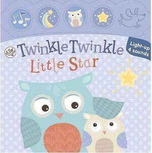 TWINKLE TWINKLE LITTLE STAR (LIGHT-UP 4 SOUNDS)