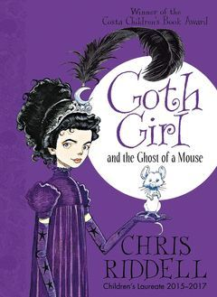 GOTH GIRL AND THE GHOST OFA MOUSE
