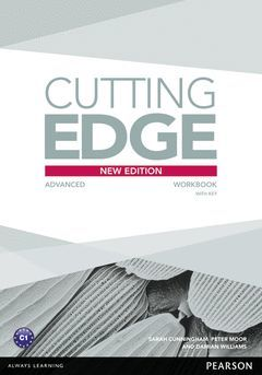 CUTTING EDGE ADVANCED (3RD ED.) WORKBOOK WITH KEY WITH AUDIO DOWNLOAD