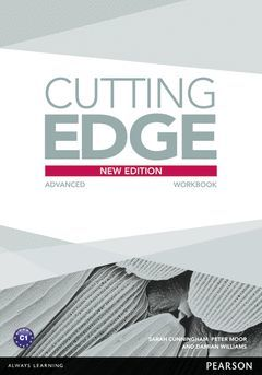 CUTTING EDGE ADVANCED (3RD ED.) WORKBOOK WITHOUT KEY WITH AUDIO DOWNLOAD