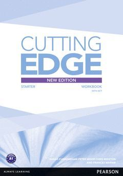 CUTTING EDGE STARTER (3RD ED) WORKBOOK WITH KEY AND AUDIO DOWNLOAD