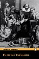 PENGUIN READERS 3: STORIES FROM SHAKESPEARE, THE BOOK & MP3 PACK