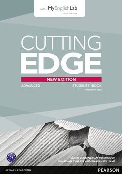 CUTTING EDGE ADVANCED (3RD EDITION) STUDENT'S BOOK WITH VIDEO DVD & MYLAB INTERN