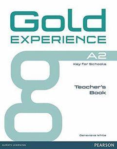 GOLD EXPERIENCE A2 PRINT TEACHER'S BOOK
