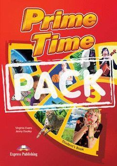 PRIME TIME 3 STUDENT´S BOOK