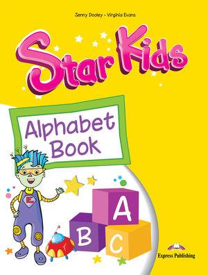 STAR KID´S 1 ALPHABET BOOK