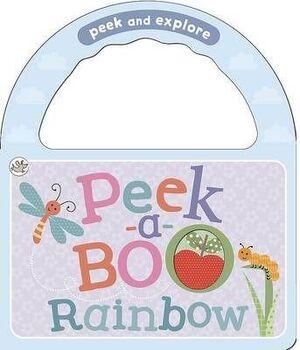 PEEK A BO RAINBOW