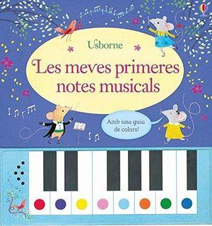 LES MEVES PRIMERES NOTES MUSICALS
