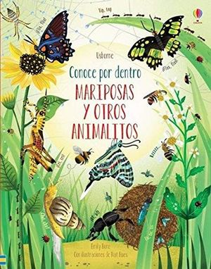 MARIPOSAS Y OTROS ANIMALITOS
