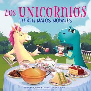 UNICORNIOS NO TIENEN MODALES,LOS