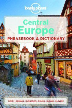 CENTRAL EUROPE PHRASEBOOK 4