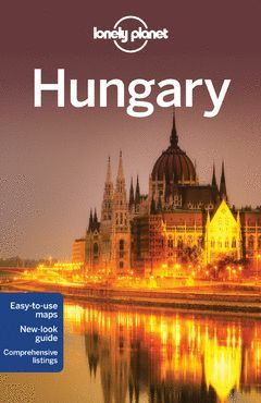HUNGARY / HUNGRIA (7ª) LONELY PLANET (2013)
