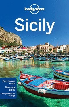 SICILY 6  *LONELY PLANET ING.2014*