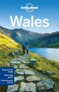 WALES 5  *LONELY PLANET ING.2014*