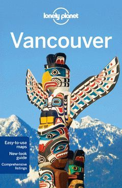VANCOUVER 6  *LONELY PLANET ING.2014*