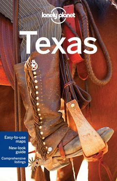 TEXAS 4  *LONELY PLANET ING.2014*