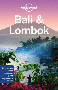 BALI & LOMBOK (14ª) LONELY PLANET (2013)