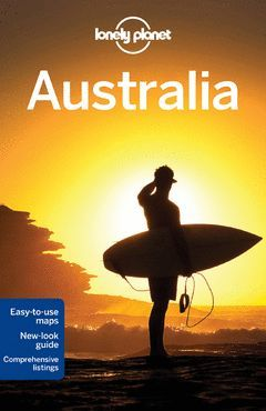 AUSTRALIA 17  *LONELY PLANET ING.2013*