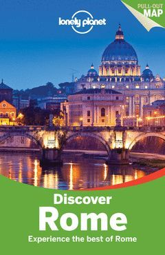 ROME DISCOVER 2  *LONELY PLANET ING.2014*