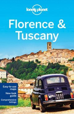 FLORENCE & TUSCANY 8  *LONELY PLANET ING.2014*