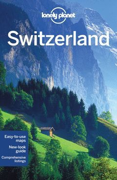 SWITZERLAND 8  *LONELY PLANET ING.2015*