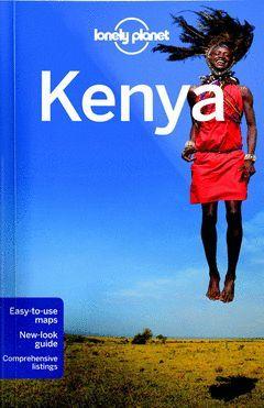 KENYA 9  *LONELY PLANET ING.2015*