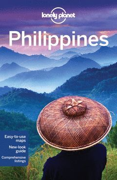 PHILIPPINES 12  *LONELY PLANET ING.2015*