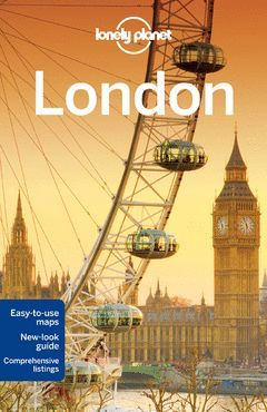 LONDON 9  *LONELY PLANET ING.2014*