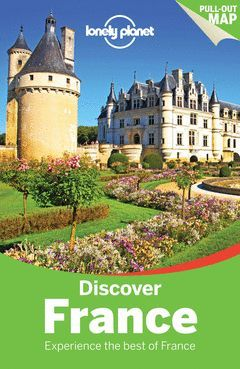 FRANCE 4  *LONELY PLANET ING.2015*