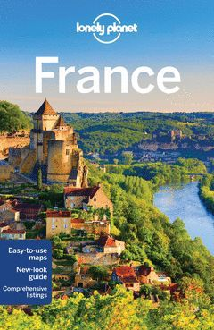 FRANCE 11  *LONELY PLANET ING.2015*