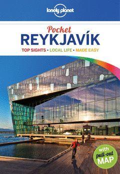 REYKJAVIK 1  *LONELY PLANET ING.2015*