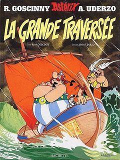 ASTERIX 22: LA GRANDE TRAVERSÉE (FRANCÉS)