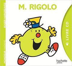 M RIGOLO + CD