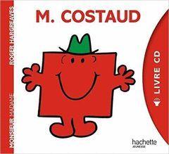 M COSTAUD + CD