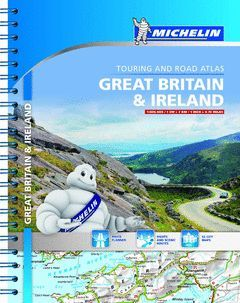TOURING AND ROAD ATLAS GREAT BRITAIN & IRELAND