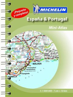 ESPAÑA & PORTUGAL (MINI ATLAS)