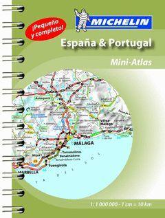 ESPAÑA & PORTUGAL (MINI ATLAS)