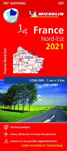 M. NATIONAL FRANCE NORTHEASTERN 2021