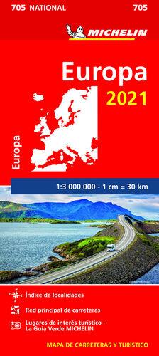 M. NATIONAL EUROPA 2021