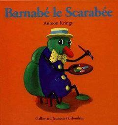 BARNABÉ LE SCARABÉE