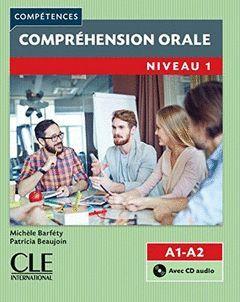 COMPRÉHENSION ORALE. A1/A2.